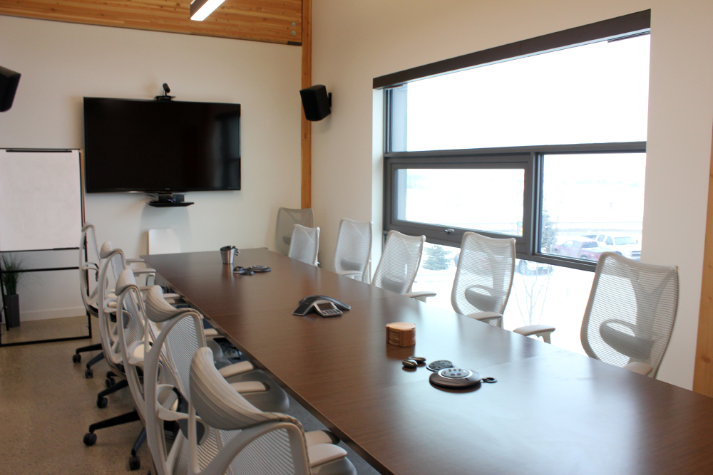 Equinox Boardroom For Rent In The Mosaic Centre