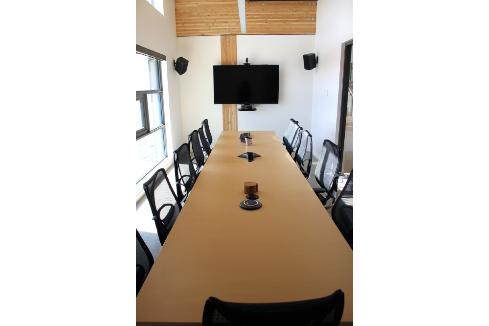 Solstice Boardroom For Rent In The Mosaic Centre In Southwest Edmonton